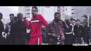 Licky ft RDP - Tous les jours #NWARPart3 I Daymolition