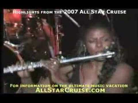 Althea Renee - All Star Smooth Jazz Cruise Norman Brown