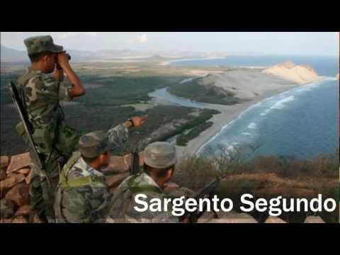 Rangos del Ejército Mexicano HD ~~ TeotlEhecatl