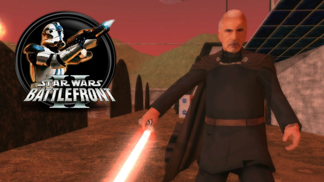 Star Wars Battlefront Ii Mods Pc Hd Sol Map Pack Mars