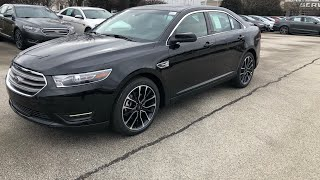 2019 Ford Taurus SEL!!! Nice Full Size Car!!!