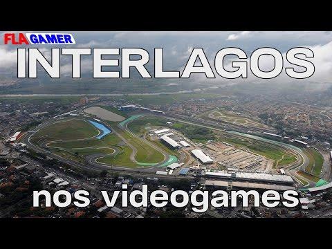 Em homenagem ao GP Brasil que está por vir, Flagamer preparou uma montagem com uma volta em Interlagos com diversos jogos para perceber o quanto os videogame...