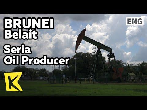 【K】Brunei Travel-Belait[브루나이 여행-벨라잇]세리아 석유 생산지/Seria Oil Producer