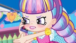 SHOPKINS SHOPVILLE CARTOON | Disaster Party! | Kids Cartoons