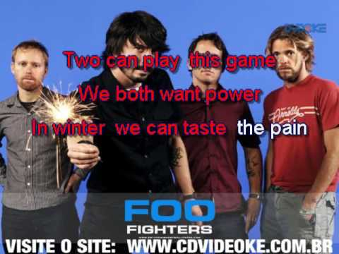 Foo Fighters, The   The One
