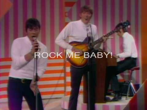 Eric Burdon - Rock Me Baby