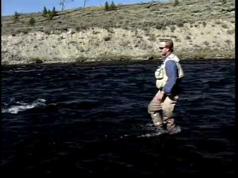MADISON RIVER Fly Fishing with Kelly Galloup