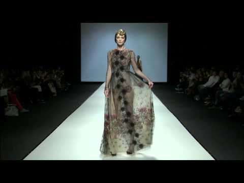 Desfile M&M 2015, romanticismo vintage