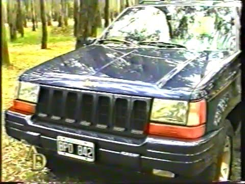 TEST JEEP GRAND CHEROKEE V8 LIMITED 5 2 - AUO AL DIA.T