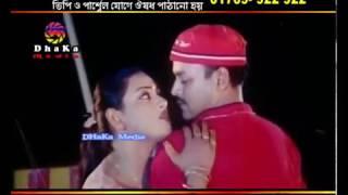 very sexy shopna with sohel nudy dance bangla