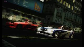 NFS MW: What happens if we beat Razor at the start of the game