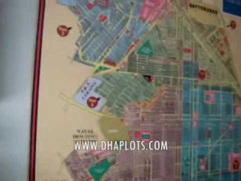 GUIDE MAP, ZAMZAMA COMMERCIAL, PHASE 5, DHA, KARACHI, PAKISTAN, DEFENCE, PROPERTY REALESTATE