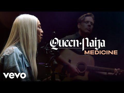 "Queen Naija - ""Medicine"" Official Performance   Vevo"