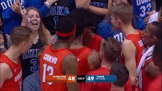 Highlights | Syracuse vs. Duke