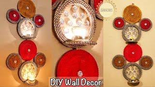 Unique Wall Hanging Craft Ideas| gadac diy| wall decoration at home| Craft Ideas| diy wall decor|