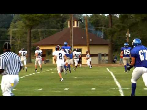 Macon Road Baptist School Football Highlight Video