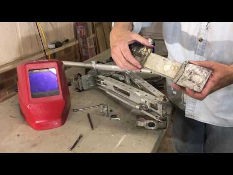 Learn An Old Timer's Secrets To Mig Weld Aluminum Without A Spoolgun