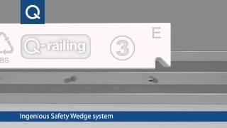 Guida installazione Pro Fascia, ringhiere in vetro