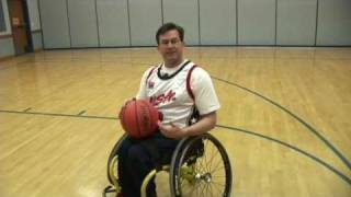 How to Play Wheelchair Basketball