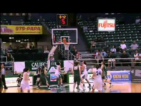 UH vs. Cal Poly SLO Women's Basketball Game - Fujitsu Cool Play