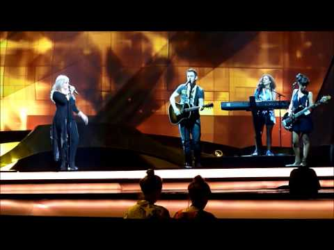 Eurovision 2013: Bonnie Tyler - Believe In Me - United Kingdom - Rehearsal
