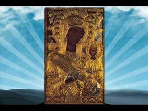 Παναγία Προυσιώτισσα - Απολυτίκιον & Μεγαλυνάρια