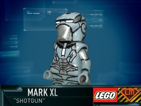 lego iron man mark 23 - photo #31