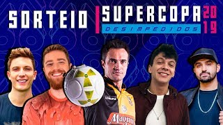 Sorteio da SuperCopa Desimpedidos 2019! Conheça os times do campeonato!
