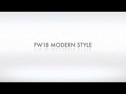 FW18 Modern Style Preview Shoot