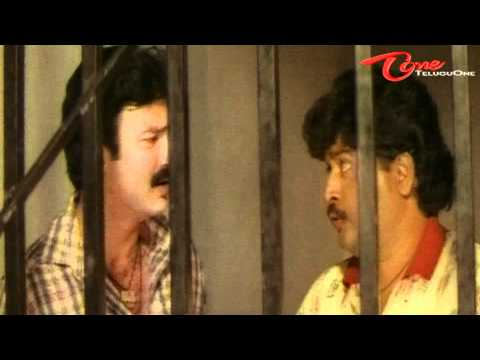 Chalapathi Rao Comedy Dialogues With Thanikellabharani In Jail