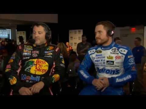Tony Stewart NASCAR Media Day - Feb 12, 2015