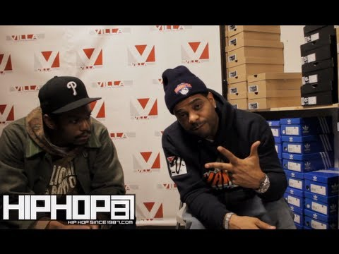 Jim Jones Talks Creating Love & Hip Hop, Vampire Life Clothing Line, 2 New Mixtapes & more