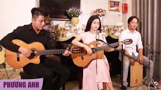 Chuyến Tàu Hoàng Hôn - Phương Anh (Guitar Cover)