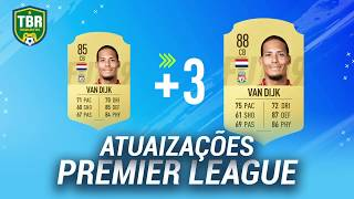 ATUALIZAÇOES PREMIER LEAGUE | FIFA 19 ULTIMATE TEAM | TBR GRUPO DE TRADE |