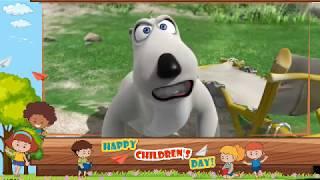 phim hoạt hình thiếu nhi Chú Gấu
