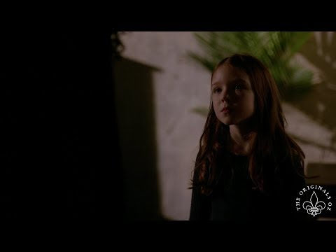 The Originals 4x12 Marcel & Vincent/ Keelin & Hope/ Mikaelson Deleted Scene {HD}