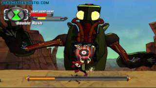 Ben 10 Protector of Earth   Grand Canyon Part 2