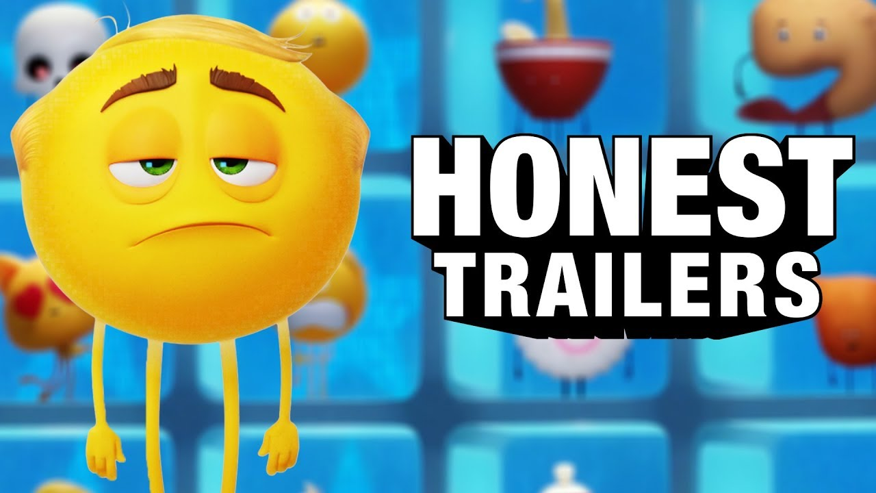 Is There An Emoji For Honest Trailers Brutal Takedown Of The Emoji Movie
