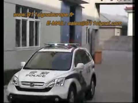 Honda---cr-v Police Car