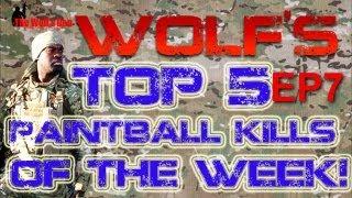 WOLF's Top 5 Killshots Ep7 and THANK U!