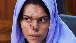 Domestic Violence Victim Reza Gul Returns Home After Treatment
