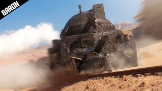 How To Kill The Train - Battlefield 1 Campaign Gameplay