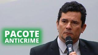 Audiência com Moro tem clima tenso e bate-boca de deputados - 08/05/19