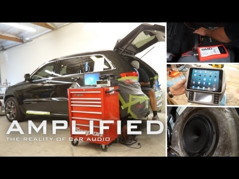 Jeep Grand Cherokee Stereo System, Part 5 Soundman - Amplified #110