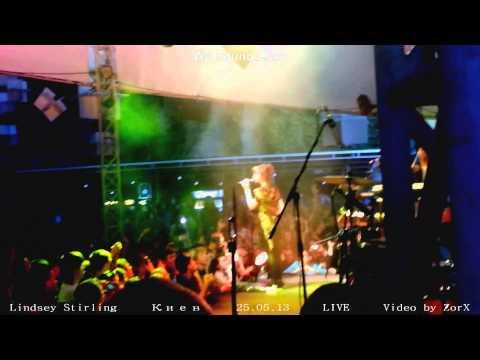 Lindsey Stirling - LIVE! (We Found Love) Kiev
