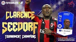 FIFA Online 4 | Lần đầu trải nghiệm Clarence Seedorf TC - The Predator