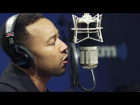 "John Legend ""Love Me Now"" // SiriusXM // Heart & Soul"