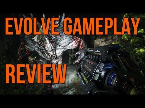 Evolve Gameplay Review (PAX Early Play Test Impressions)