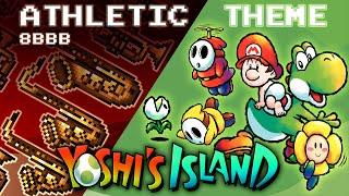 Athletic Theme from Yoshi's Island - Big Band Jazz Version (The 8-Bit Big Band)