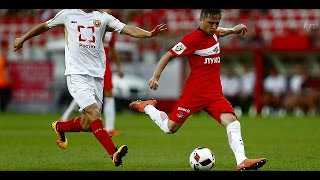 Jano Ananidze - Goals - Spartak Moscow ||HD||